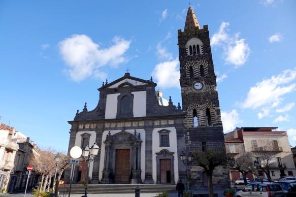 Randazzo - Eglise San Martino
