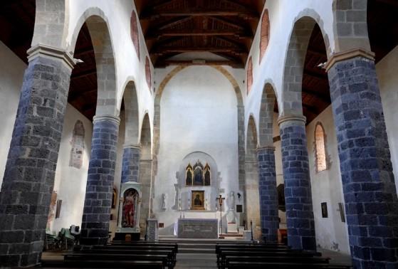 Maniace - Abbaye et château Nelson - Chapelle