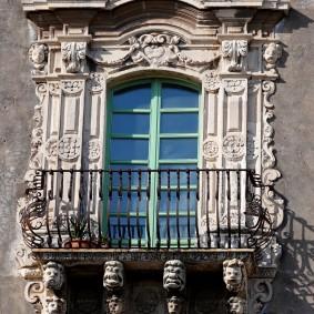 Catane - Monastère bénédictin de San Nicolo l'Arena