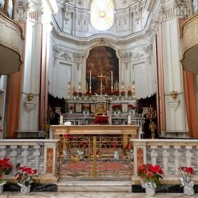 Catane - Église Saint François d'Assise