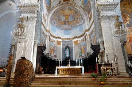 Catane - Piazza del Duomo - Cathédrale Sainte Agathe