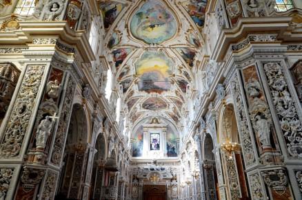 Palerme - Eglise del Gesù