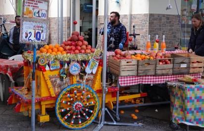 Palerme - Marché Ballaro
