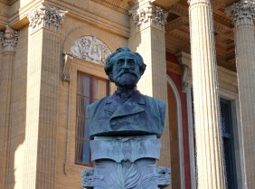 Palerme - Théâtre Massimo - Verdi, le père de l'Opéra !