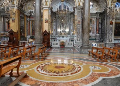 Palerme - Eglise Sant'Ignazio all'Olivella