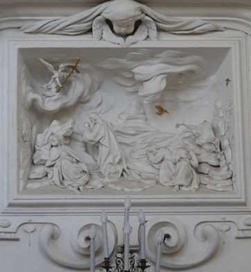 Palerme - Oratorio del Rosario di Santa Cita