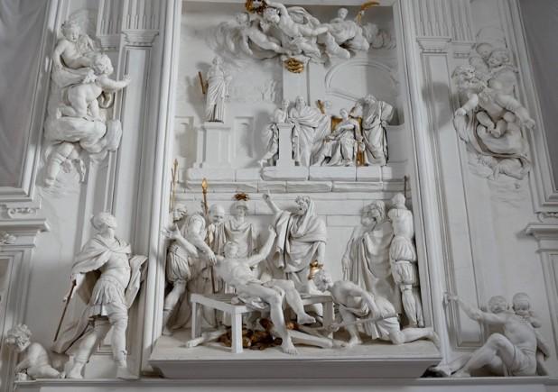 Palerme - Oratorio San Lorenzo