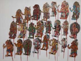 Palerme - Museo Internationale delle Marionette Pasqualini - Indonésie
