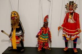 Palerme - Museo Internationale delle Marionette Pasqualini - Sri Lanka