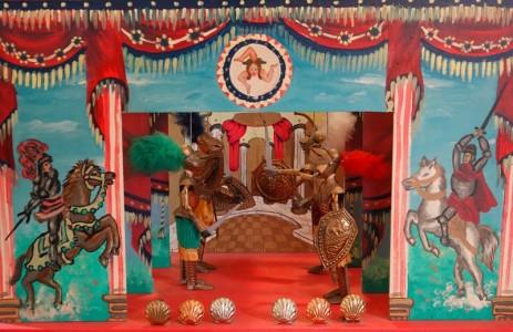 Palerme - Museo Internationale delle Marionette Pasqualini