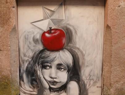 Erice - Street Art