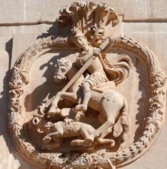 Modica - Eglise San Giorgio