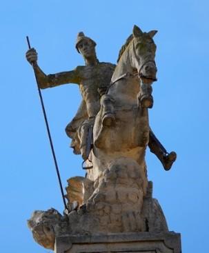 Raguse Ibla - Duomo San Giorgio