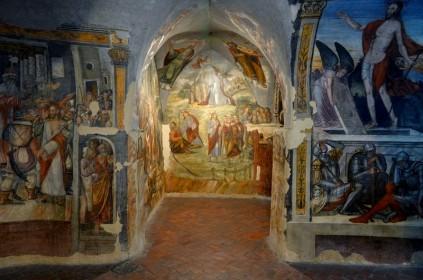 Castelbuono - Madrice Vecchia - Crypte