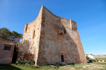 Réserve naturelle Monte Cofano - Rando autour du Monte Cofano - Torre della Tonnara