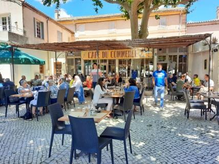 Boulbon - Café du Commerce