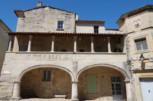 Boucle à vélo pont d'Aramon / Boulbon / Abbaye Saint-Michel de Frigolet / Barbentane / Aramon / Les Angles - Barbentane