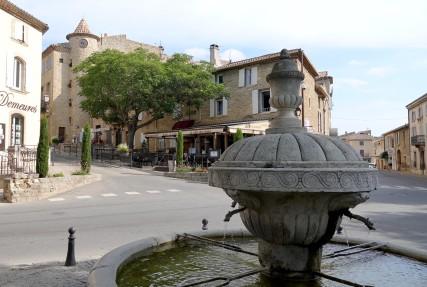Boucle à vélo Roquemaure / Châteauneuf-du-Pape / Sorgues / voie verte du Canal / Avignon - Châteauneuf-du-Pape