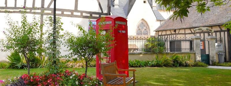 Etape imprévue au cœur du Berry, à Aubigny-sur- Nère, la cité des Stuarts!