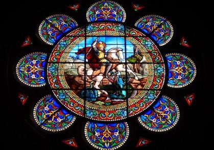 Balade à vélo de Dompierre-sur-Besbre à Digoin - Eglise Notre-Dame, Digoin