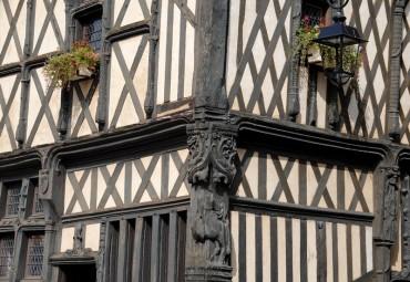 Aubigny-sur-Nère - Maison François 1er - ... à aujourd'hui
