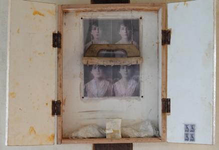 Aubigny-sur-Nère - Maison François 1er - Galerie d'Art - Hommage à Camille Claudel, dans le cadre d'une petite expo sur Rodin
