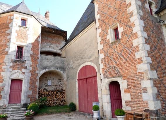Château de la Chapelle d'Agillon