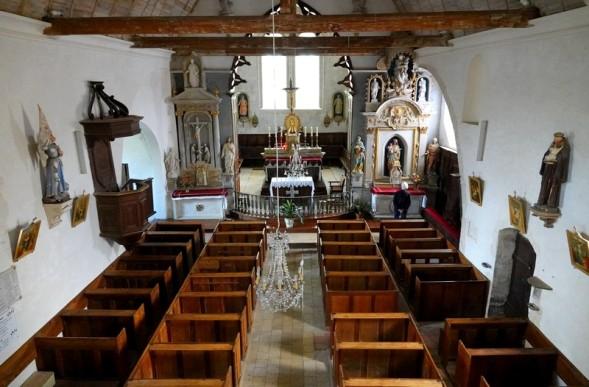Couture-sur-Loir - Eglise