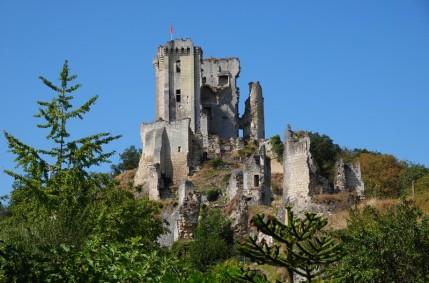 Lavardin - Ruines du Château