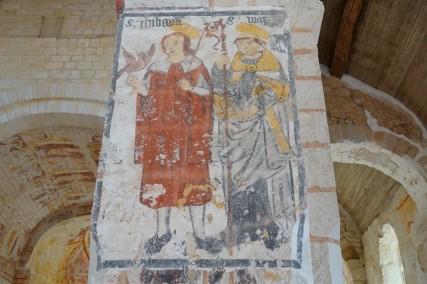 Lavardin - Église Saint Genest