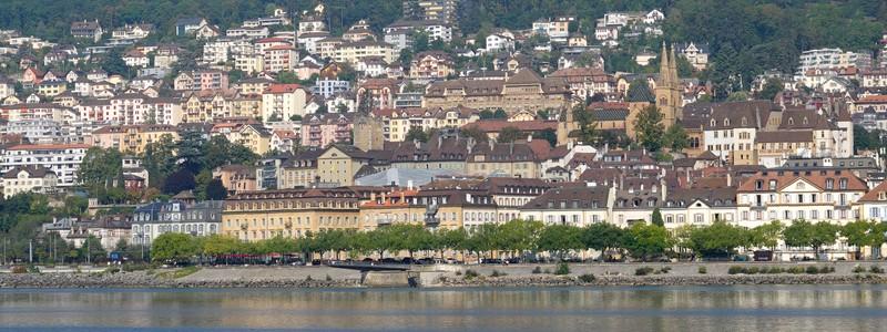 Neuchâtel côté histoire, de la vieille ville au Laténium, le muséed'archéologie