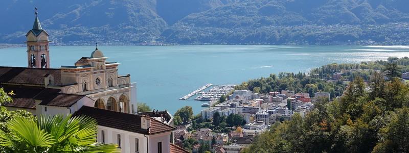 Ambiance quasi-méditerranéenne à Locarno et Ascona!