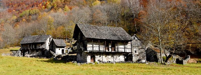 Randonnée de Sonogno à Motta, une première étape dans la splendide vallée de laVerzasca…