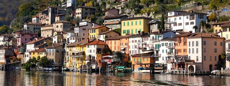 Lugano, Monte Brè et Gandria enfin sous le soleil!