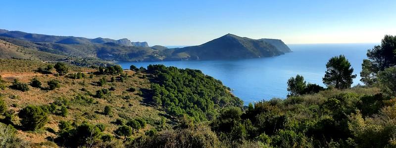 Le cap Norfeu : deux belles randos, deux panoramassplendides…